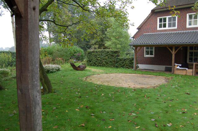 Fotoboek voorbeeldtuinen hovenier het klaverblad - Voorbeeld van tuin ...