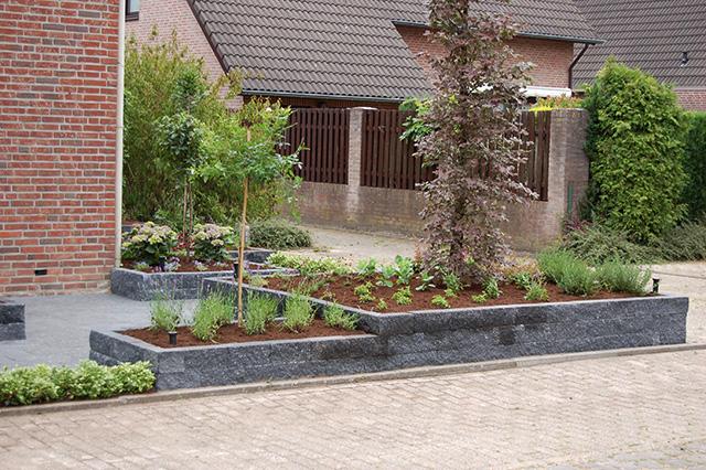 Fotoboek voorbeeldtuinen - Voorbeeld van tuin ...
