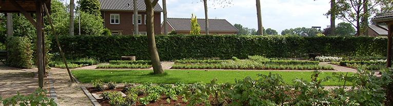 Tuinontwerp ontwerp voor uw tuin for Vacature tuin